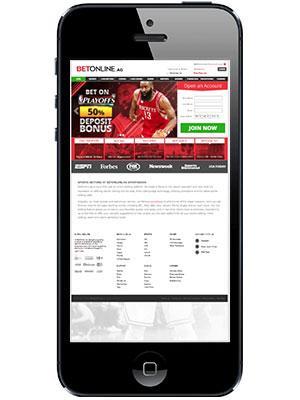 Betonline.Ag Mobile
